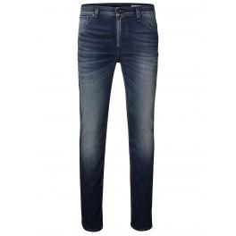 Denim Dark Blue Slim Selected HommeJeans 3JTlK1Fc