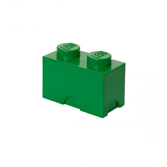 LEGO - Moellon de rangement vert