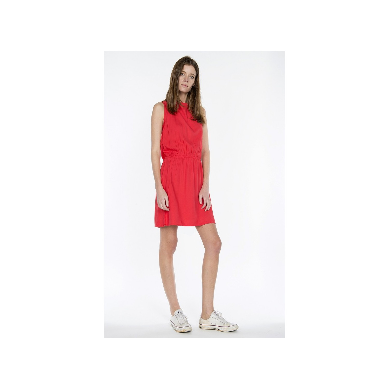 Robe rouge grace et mila