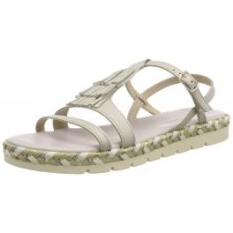 Vero Moda - Sandales grise à plateforme
