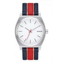 Nixon - Time Teller White/Stripes