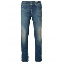 Selected homme - Jeans clair coupe slim