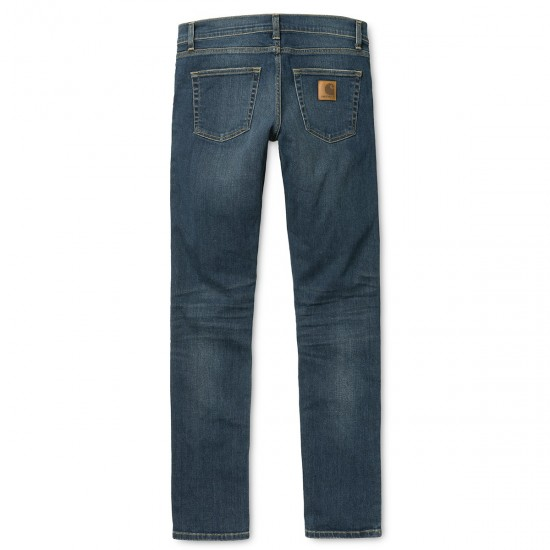 Carhartt - Jeans bleu clair slim fit