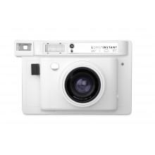 Lomography - Lomo'instant wide blanc - Appareil photo instantané