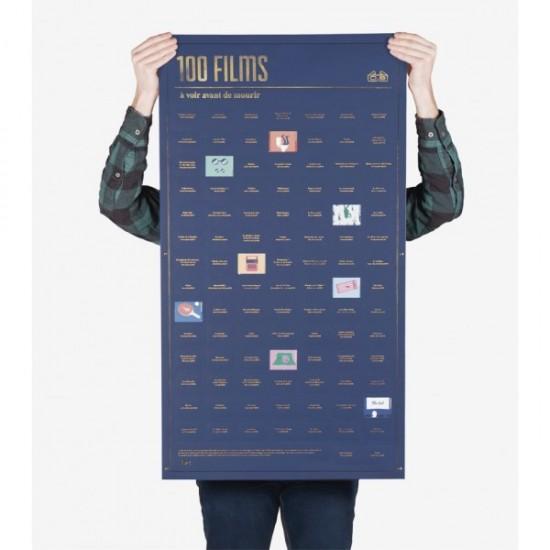 DOIY - Poster 100 films à voir avant de mourir