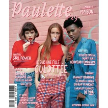 Paulette Magazine N°29 Septembre-Oct 2016