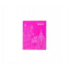 Omy - Carnet de note et coloriage New York
