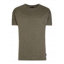 Bellfield - T-shirt Dynasty kaki