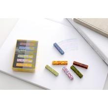 Aozora - Boite de craies multicolores