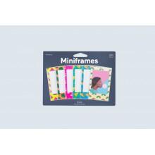 DOIY - Miniframes - Set de 6 cadres photos magnétiques