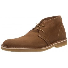 Selected - Boots en daim beige