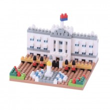 Nanoblock - Buckingham palace
