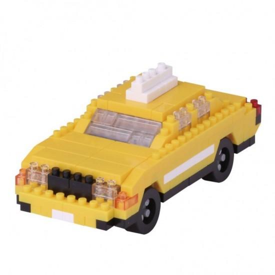 Nanoblock - Taxi New-Yorkais