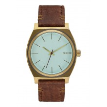 Nixon - Time Teller Brass/Green Crystal/Brown