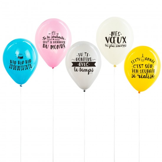 Mr wonderful - Ballons gonflables pour anniversaire
