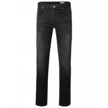 Selected homme - Jeans noir coupe slim