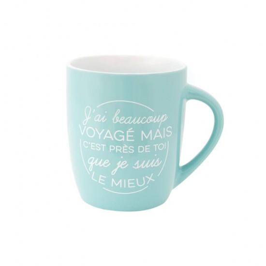 Mr wonderful - Mug pour les voyageurs amoureux