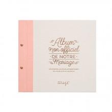 Mr wonderful - Album non officiel de notre mariage