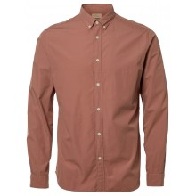 Selected homme - Chemise rosée slim fit