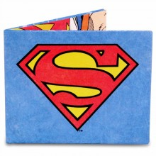Pa design - Portefeuille en papier Superman