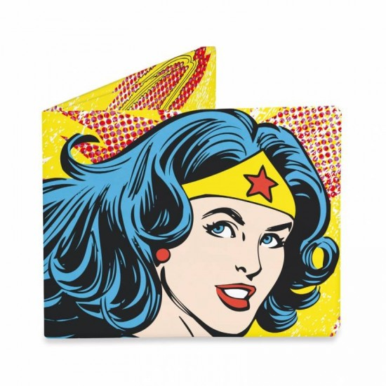 Pa design - Mighty Wallet - Wonderwoman