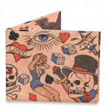 Pa design - Mighty Wallet - Tattoo