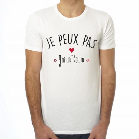 T-shirt homme keum