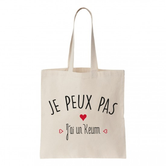 Tote-bag Ici c'est Aurillac Rugby