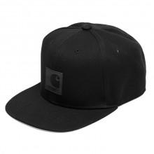 Carhartt WIP - Casquette noire logo cap