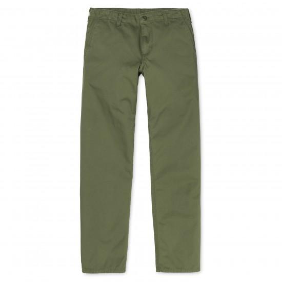 Carhartt WIP - Pantalon chino club kaki