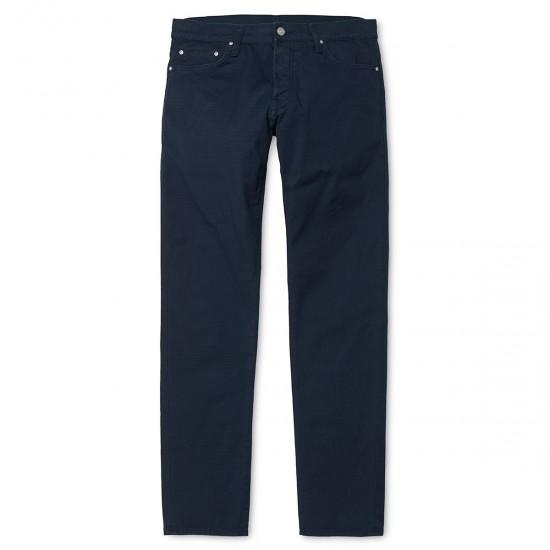 Carhartt WIP- Jeans Klondike marine