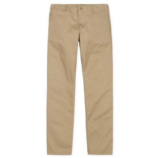 Carhartt WIP - Pantalon chino club beige