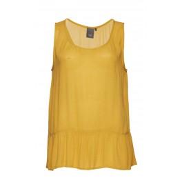 Ichi - Débardeur moutarde femme. Loading zoom 5cb96ff0c695