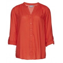 B.Young - Blouse corail