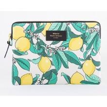 Woouf - Housse motif citrons pour tablette et iPad