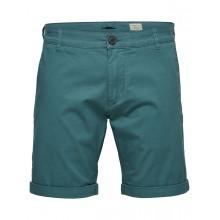 Selected - Bermuda homme vert