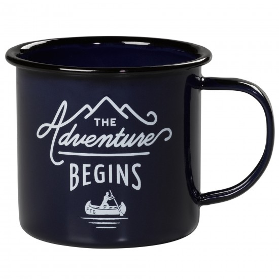 Wild & Wolf - Mug The adventures begins