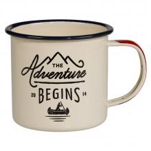 Wild & Wolf - Mug The adventures begins