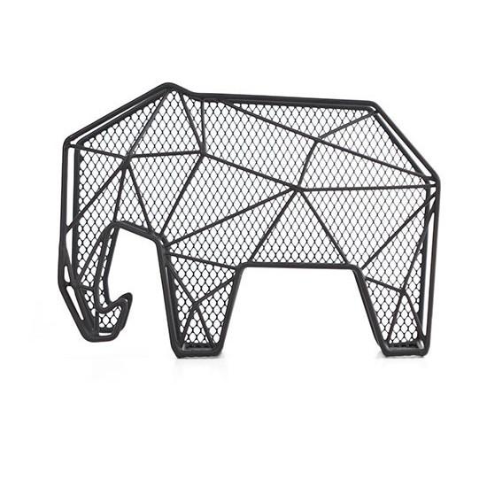 Kikkerland - Porte document Elephant