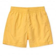 Carhartt WIP- Short de bain jaune