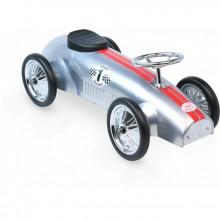 Vilac - Porteur voiture de course argent