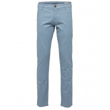 Selected homme - Pantalon chino blue mirage
