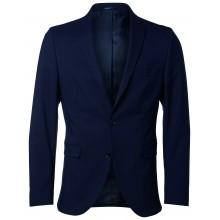 Selected - Veste costume bleu marine slim fit