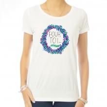 T-shirt femme Pour toi...