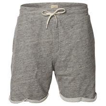Selected - Short sweat gris