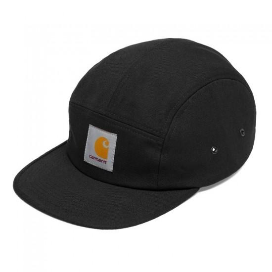 Carhartt WIP - Casquette noire backley cap