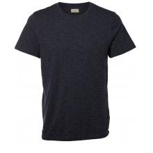 Selected homme - T-shirt marine à motifs