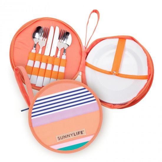 Sunnylife - Kit pique-nique 2 personnes