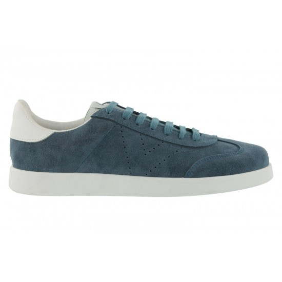 Victoria - Baskets bleu pour femme