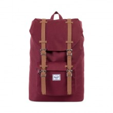Herschel - Sac à dos Little America bordeaux